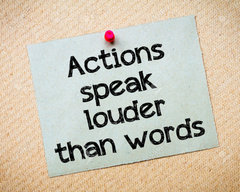 actions speak louder than words archives my essay site actions speak louder than words essay
