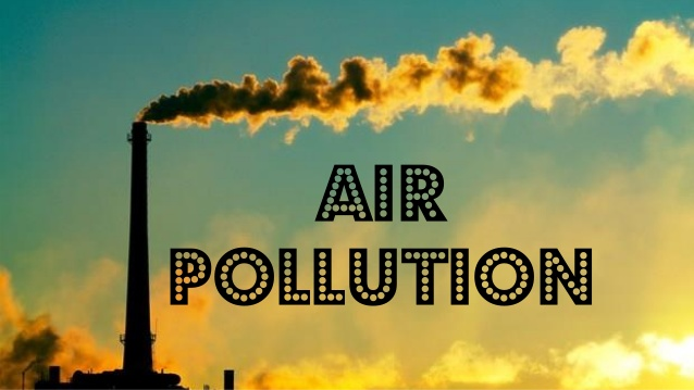 Air Pollution Essay Images
