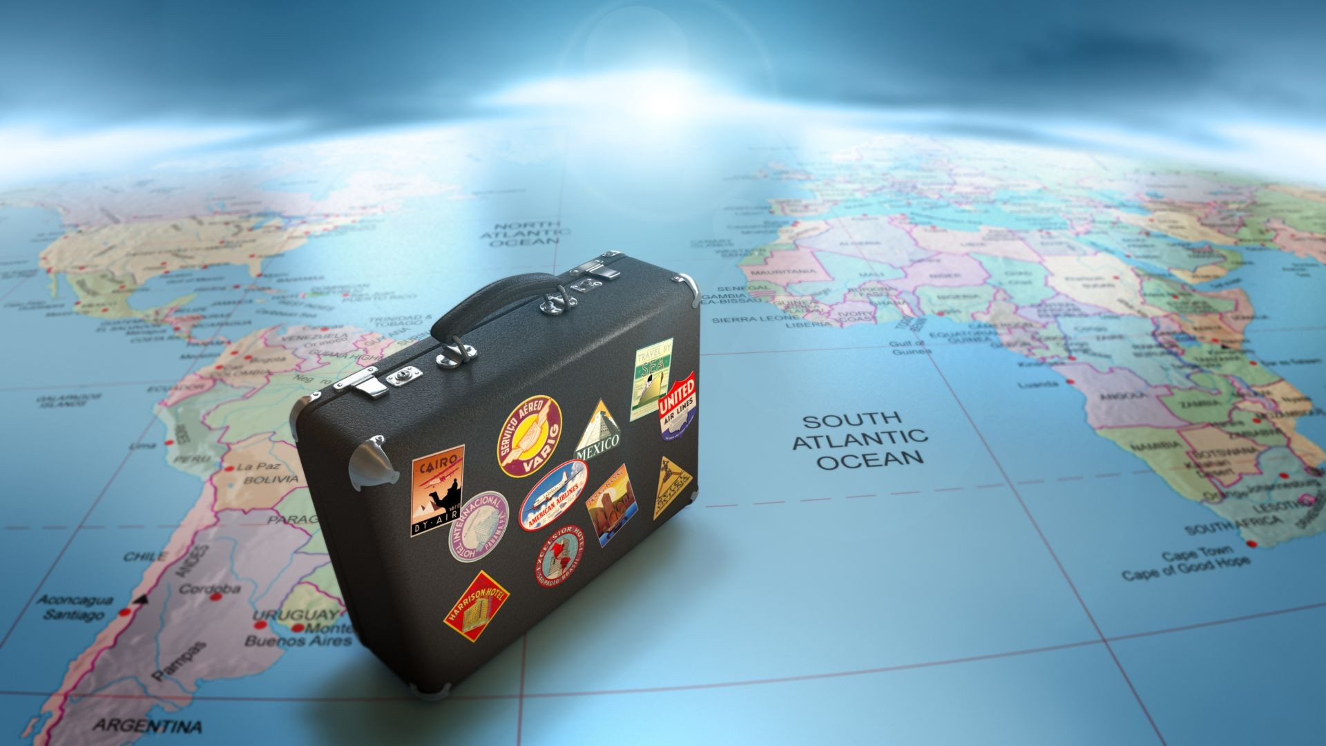 Importance of Travelling Images