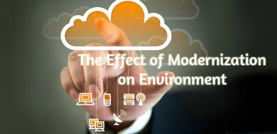 The Effect of Modernization on Environment images