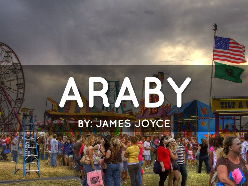 araby by james joyce  plot  summary and analysis